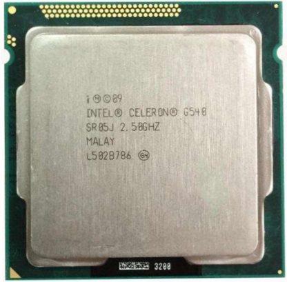 Celeron g540